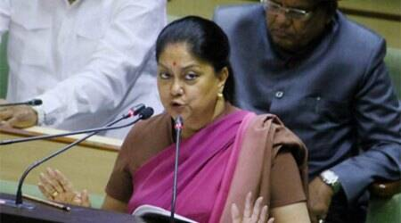 CM Raje announces total rebate on farmer loans' interest