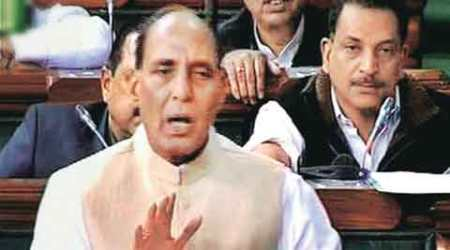 Advisory sent to J&K govt to pursue all cases against Masarat, says Rajnath