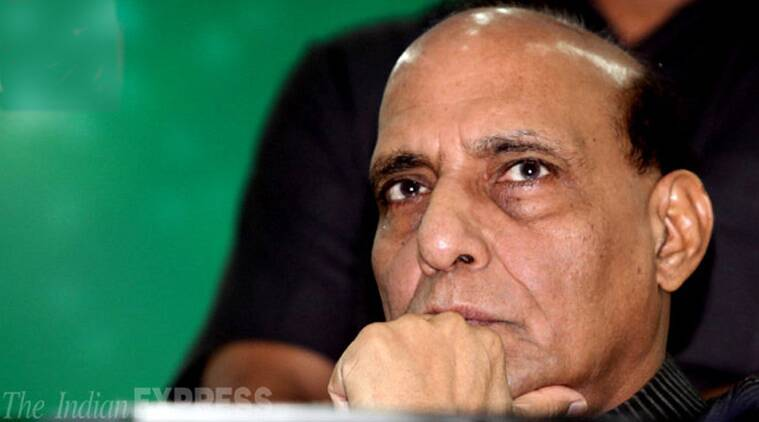 rajnath singh, PDP-BJP alliance, Jammu and Kashmir, Masarat Alam