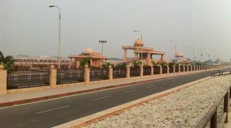 Ambedkar Maidan helipad transferred to aviation department