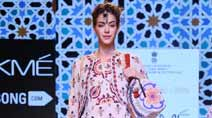 Lakme Fashion Week Day 2: Best of pics straight from theramp