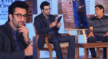 PHOTOS: Ranbir Kapoor is book-ed, says 'Dream With Your Eyes Open'