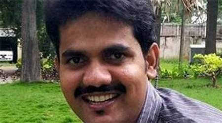 IAS officer Ravi was involved in several stand-offs with local politicians, police