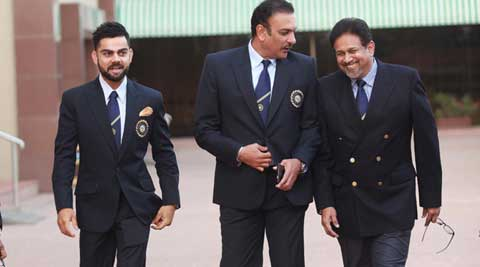 Indian cricket team, Team India, India cricket, Team Director India, India Team Director, Ravi Shastri India, India Ravi Shastri, World Cup 2015, 2015 World Cup, Cricket News, Cricket