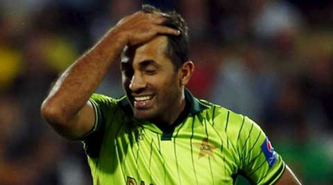I apologize to the people for the defeat: Wahab Riaz