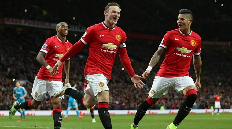 Wayne Rooney, Wayne Rooney Manchester United, Rooney Manu, Manu Rooney, English Premier League, English Premier League 2015,  EPL, EPL News