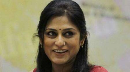 'Hurt' by Sinha's remark, Roopa says 'BJP worker not my only identity'