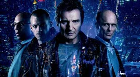 run all night, run all night movie, run all night movie review