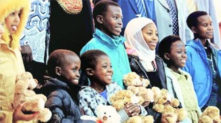 After successful heart surgery in city hospital, 7 Rwanda kids prepare to leave forhome