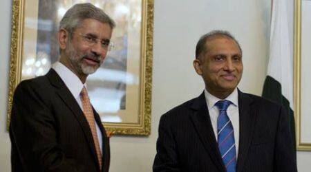 Foreign Secy S Jaishankar breaks Pak ice to clear way for talks