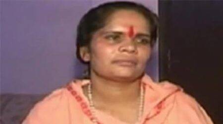 Sadhvi again: 'If Amarnath yatris are harmed, Haj pilgrims will face consequences'