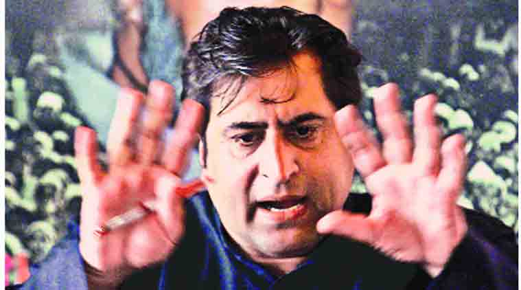 Sajad Lone was not available for comments, sources said he might take a decision in this regard after talking to his party leaders in the Valley. - sajad