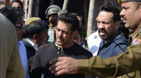 2002 hit-and-run case: I was not driving, Salman Khan tells court