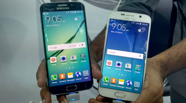 Samsung, Samsung Galaxy, Samsung Galaxy s6, Samsung Galaxy S6 Edge, make in India