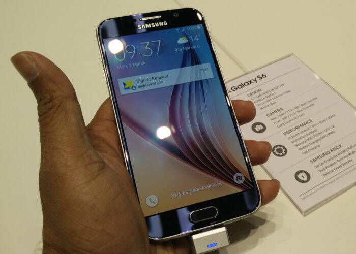 Samsung, Samsung Galaxy S6, Samsung Galaxy S6 price India, Samsung Galaxy S6 first impressions, Samsung Galaxy S6 review