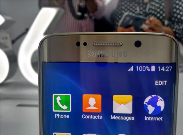 Samsung Galaxy S6 Edge Review, Samsung Galaxy S6 review