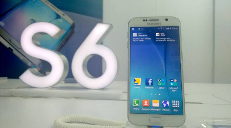 Samsung, Samsung Galaxy S6, Samsung Galaxy S6 India, Samsung Galaxy S6 Edge