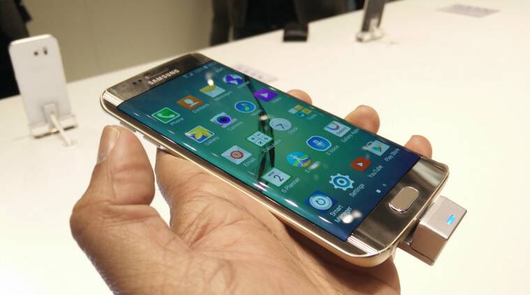 179a7e1f72d Samsung Galaxy S6 and Galaxy S6 Edge arrives at Rs 49