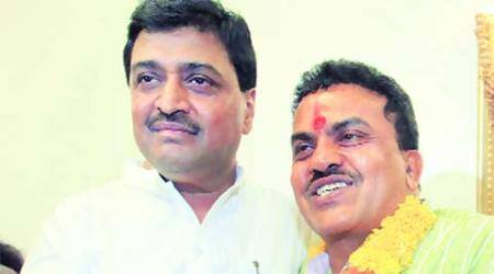 Chavan extends olive branch to party rivals, defends self
