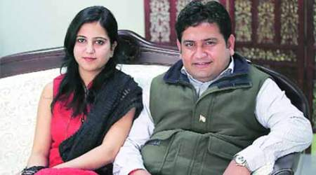 Delhi Minister doesn't toe the line, he 'touches wife's feet' daily