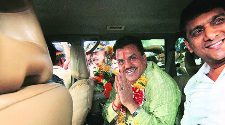 Mumbai Congress, Sanjay Nirupam, real estate market, affordable housing policy, maharashtra govt, Devendta Fadnavis, property developers, mumbai news, city news, local news, maharashtra news, Indian Express