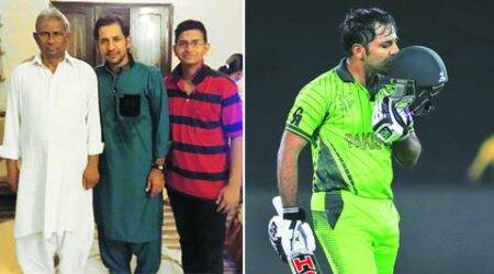 Pak World Cup man of the moment has 'mamu' in tears in Etawah