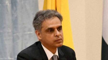 mea reshuffle, new envoys, Indian envoys reshuffle, Indian UN ambassador, Indian envoy at UN, vikas swarup, Ashok Mukerji, Ministry of External affairs, india news, latest news