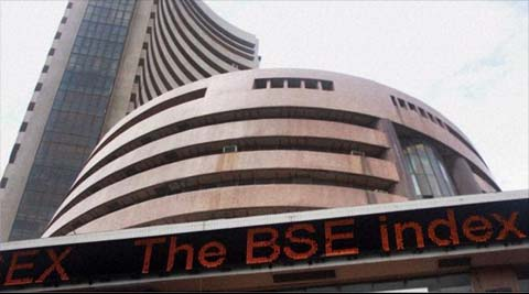 Market loses its nerve on weak GDP, Sensex tumbles 587 points