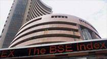 Sensex falls 37.07 pts to end at 28,171.69 in volatile trade; Nifty above 8,500