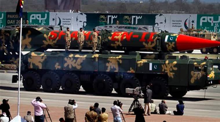 shaheed 2 missile, pakistan missile, indo-pak