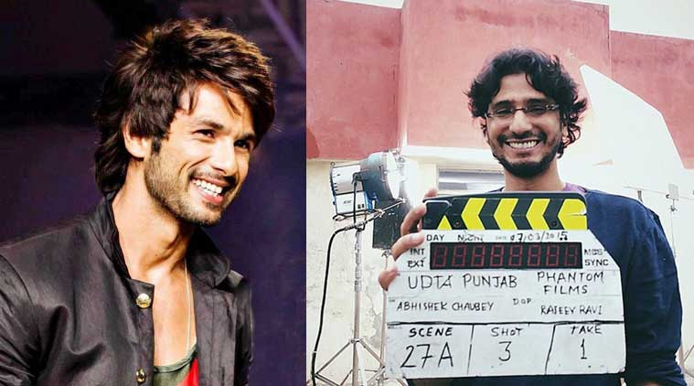 Shahid Kapoor asks for love and wishes as 'Udta Punjab' takes off ...: indianexpress.com/article/entertainment/bollywood/udta-punjab-takes...