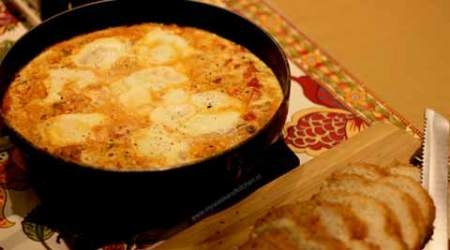Express Recipes: How to make Shakshuka, a middle eastern breakfast