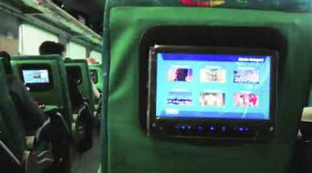 Soon, all chair coaches of Kalka Shatabdi to have LCD screen behind every seat