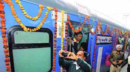 Two Shatabdi trains to get wi-fi facility soon
