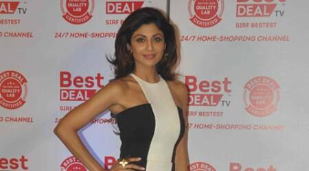 Shilpa Shetty takes Bollywood to London via radio