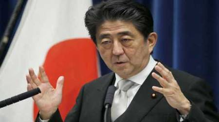 Japan PM Shinzo Abe to address joint session of U.S. Congress
