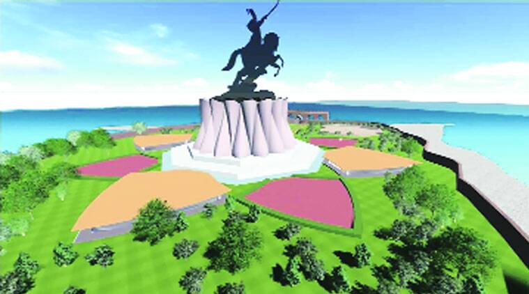 Shivaji statue project, PIL against Shivaji statue project, Maharashtra Shivaji statue project, Indian Shivaji statue project, Shivaji statue project in Maharashtra, Latest news, India news