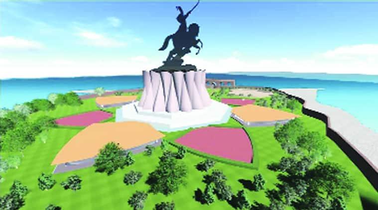 Shivaji statue project, PIL against Shivaji statue project, Maharashtra Shivaji statue project, Indian Shivaji statue project, Shivaji statue project in Maharashtra, Latest news, India news