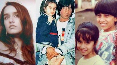 Happy Birthday Shraddha Kapoor: Rare childhood pics of 'Aashiqui' girl