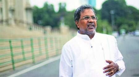 Karnataka Chief Minister Siddaramaiah's watch