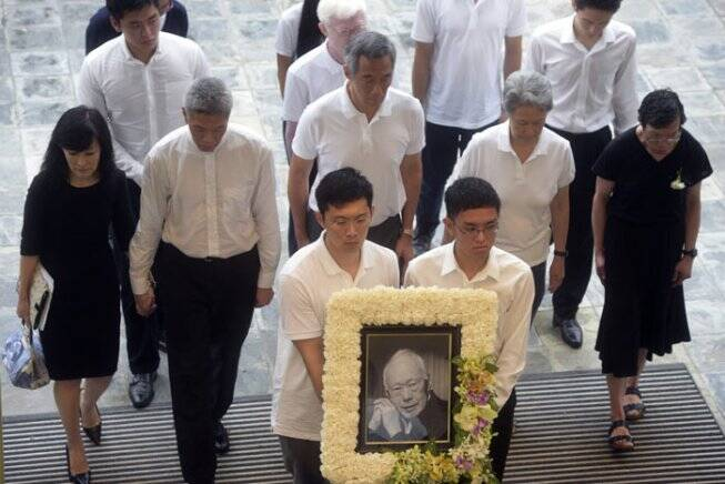 State Funeral For Lee Kuan Yew Lee State Funeral Lee Kuan