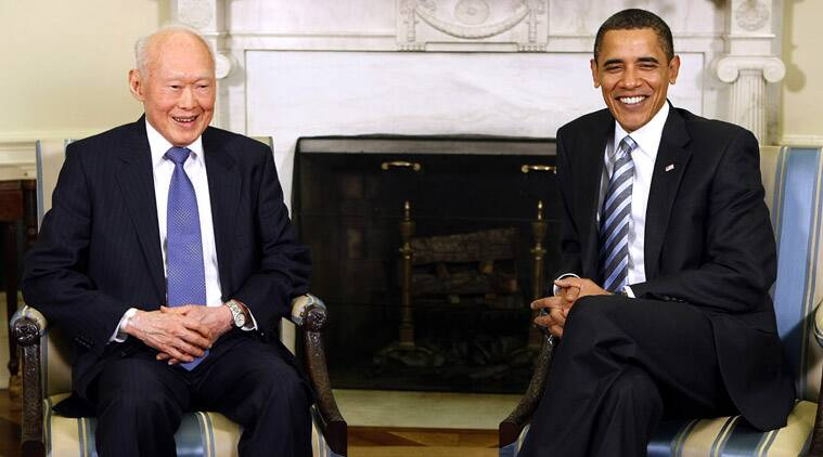 Lee Kuan Yew, Singapore, Obama, Barack OBama, Lee Kuan Yew death, SIngapore PM death, Singapore founding father, singapore first pm, singapore prime minister dead, World NEws