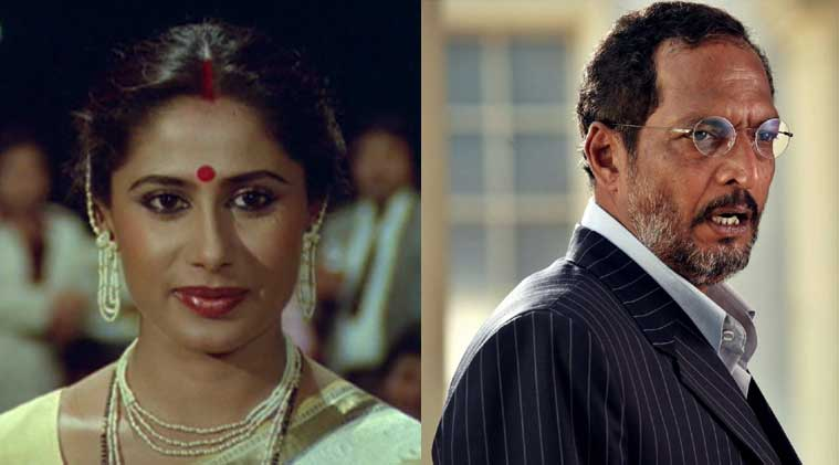 """She was a very good friend of mine. Now, she is not with us anymore and I really miss her,"" Nana Patekar said on Smita Patil."