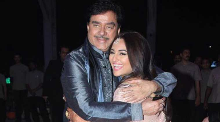 Shatrughan Sinha to play Sonakshi Sinha's father in  A R Murugadoss' 'Akira', but won't share screen space