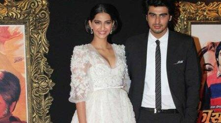 Sonam getting better slowly from swine flu, says brother Arjun Kapoor