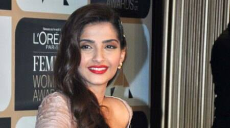 Sonam Kapoor begins shooting for 'Neerja Bhanot'