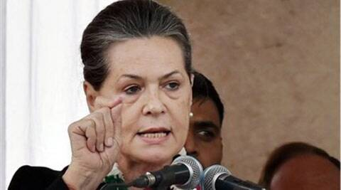 Congress President Sonia Gandhi (Source: PTI)
