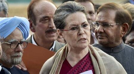 H R Bhardwaj slams Sonia Gandhi: 'In grip of sycophants'