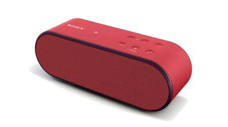 Sony, Sony PumpX, Sony PumpX price, Sony Bluetooth speaker