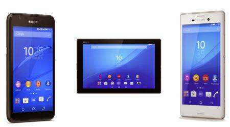 MWC 2015: Sony showcases Xperia Z4 tablet, Xperia M4 Aqua and Xperia E4g smartphones